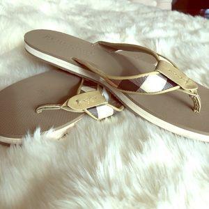 *Brand New* Burberry Sandals